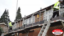 Installation by The Fascia Division