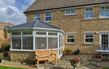 Equinox tiled-roof conservatory