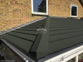 Equinox solid conservatory roof